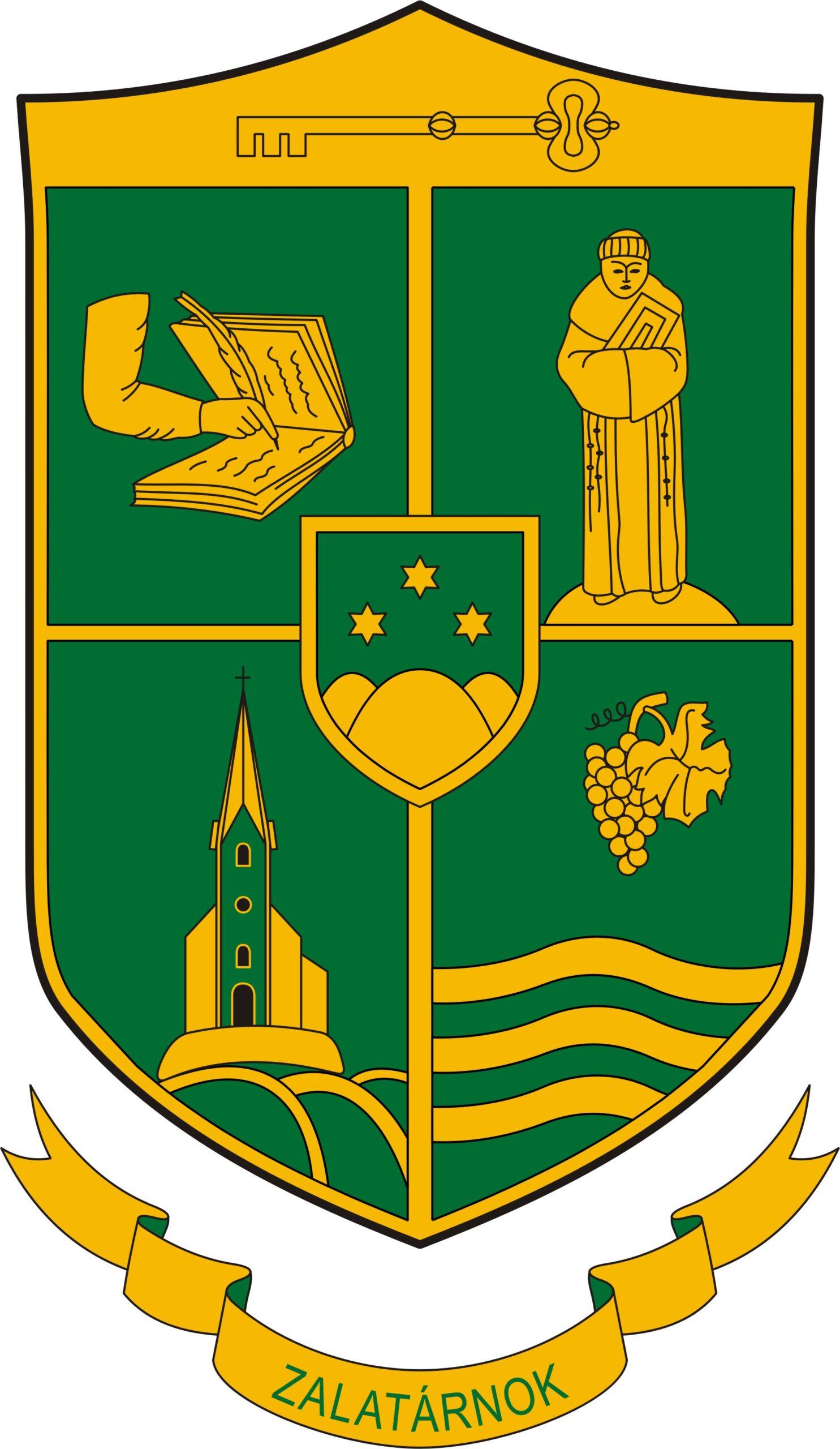 Zalatarnok címer